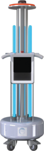 robot sanificazione phs-s